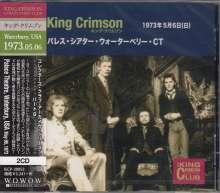King Crimson: Palace Theatre, Waterbury, USA May 06, 1973, 2 CDs