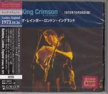 King Crimson: Rainbow, London, England October 26, 1973, 2 CDs