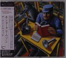 King Crimson: The Night Watch: Live At The Amsterdam Concertgebouw November 23rd 1973, 2 CDs
