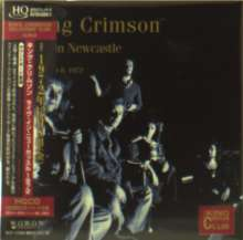 King Crimson: Live In Newcastle December 8, 1972 (Digisleeve), CD