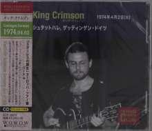 King Crimson: Stadthalle, Göttingen, Germany April 02, 1974 (The King Crimson Collectors Club), CD