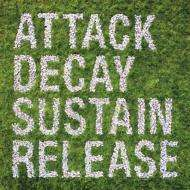 Simian Mobile Disco: Attack Decay Sustain Release(R, CD