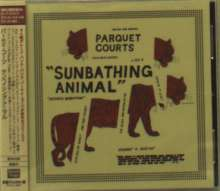 Parquet Courts: Sunbathing Animal (Limited Edition), CD