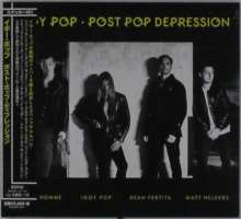 Iggy Pop: Post Pop Depression (Digisleeve), CD