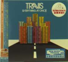 Travis: Everything At Once (Regular) (Papersleeve), CD