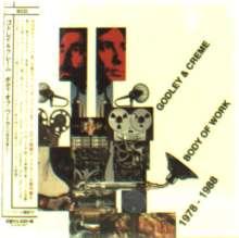 Godley & Creme: Body Of Work 1978 - 1988, 5 CDs