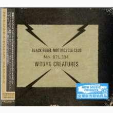 Black Rebel Motorcycle Club: Wrong Creatures (Digipack), CD