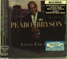 Peabo Bryson: Stand For Love, CD