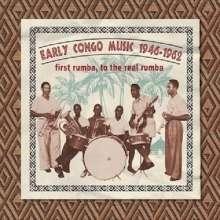 Early Congo Music 1946 - 1962 (Stülpdeckelbox), 2 CDs