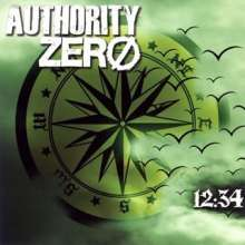 Authority Zero: 12:34, CD