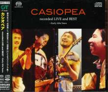 Casiopea: Recorded Live And Best: Early Alfa Years, Super Audio CD Non-Hybrid