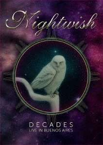 Nightwish: Decades: Live In Buenos Aires, DVD