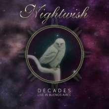 Nightwish: Decades: Live In Buenos Aires, 2 CDs