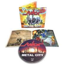 Raven: Metal City, CD
