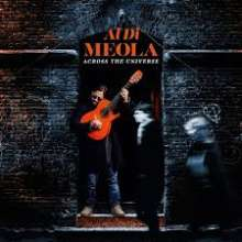 Al Di Meola (geb. 1954): Across The Universe, CD