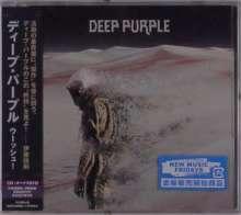 Deep Purple: Whoosh!, 1 CD und 1 DVD