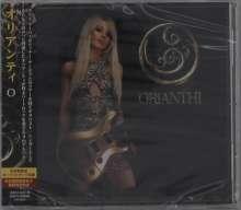 Orianthi: O, CD