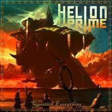 Helion Prime: Question Everything, CD