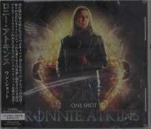 Ronnie Atkins: One Shot, CD
