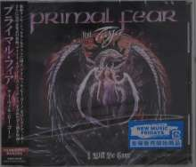 Primal Fear: I Will Be Gone, Maxi-CD