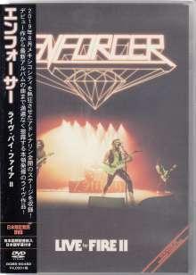 Enforcer: Live By Fire II, DVD