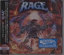 Rage: Resurrection Day, CD