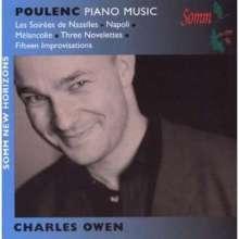 Francis Poulenc (1899-1963): Klavierwerke, CD