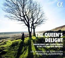 The Queen's Delight, CD