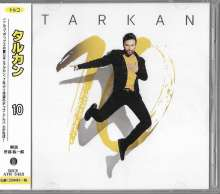 Tarkan: 10, CD