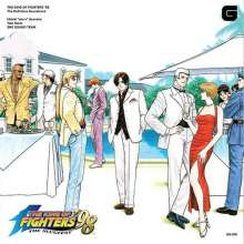 Hideki OST/Asanaka: Filmmusik: The King Of Fighters '98 (remastered) (150g), 2 LPs
