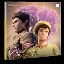 OST/Ys Net: Filmmusik: Shenmue III Vol.1: Bailu Village (Colored Vinyl), 5 LPs