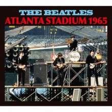 The Beatles: Atlanta Stadium 1965 (Digipack), CD