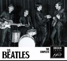 The Beatles: The Complete Decca Tapes 1962 (Digipack), CD