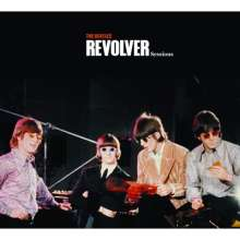 The Beatles: Revolver Sessions, CD