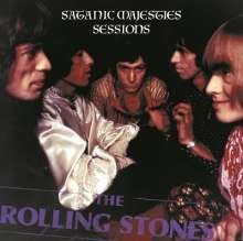 The Rolling Stones: Satanic Majesties Sessions, CD