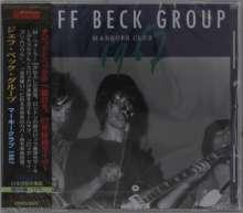 Jeff Beck: Marquee Club 1967 (+Bonus), CD