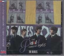 The Beatles: The Paris Concert 1965, CD