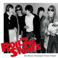 The Rolling Stones: So Much Younger Than Today: Honolulu & Australia 1966, CD