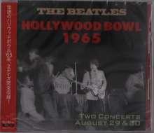 The Beatles: Hollywood Bowl 1965, CD