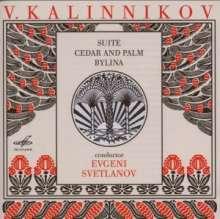 Wassilij Kalinnikoff (1866-1901): Orchesterwerke, CD