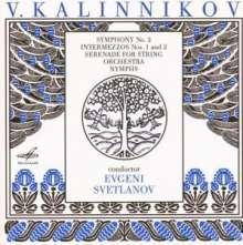 Wassilij Kalinnikoff (1866-1901): Symphonie Nr.2, CD