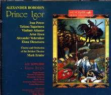 Alexander Borodin (1833-1887): Fürst Igor, 3 CDs