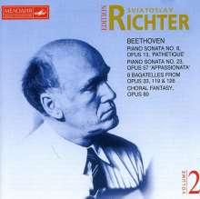 Ludwig van Beethoven (1770-1827): Klaviersonaten Nr.8 & 23, CD