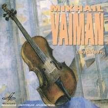 Mikhail Vaiman Edition Vol.1-5, 6 CDs