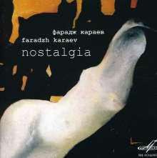 """Faradj Karagoli Karajew (geb. 1943): Alla """"Nostalgia"""" - Kammerkonzert für 8 Instrumente, 2 CDs"""