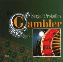 Serge Prokofieff (1891-1953): Der Spieler op.24, 2 CDs