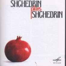 Rodion Schtschedrin (geb. 1932): Schtschdrin spielt Schtschedrin - Klavier- & Orgelwerke, 5 CDs