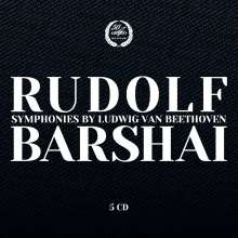 Ludwig van Beethoven (1770-1827): Symphonien Nr.1-8, 5 CDs