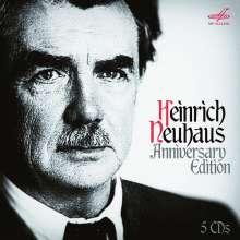 Heinrich Neuhaus - Anniversary Edition, 5 CDs