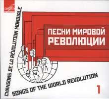 Songs fo the World Revolution Vol.1, CD